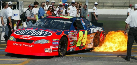 NASCAR Time Trials, Jeff Gordon 2002